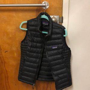 patagonia vest